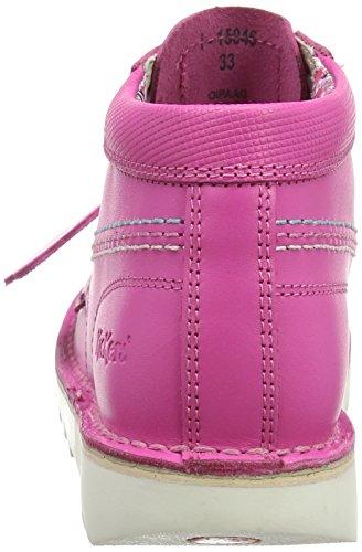 Hi Classiques Bottes Kickers Rose Js pink Fille zqdwwBt