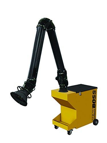VentBoss S110/G110 Portable Weld Fume Extractor w/ (1) 6