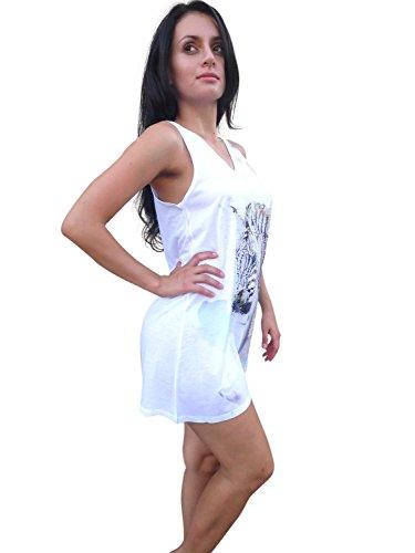In Gear–Vestido de encubrir Blanco