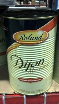 Roland: Grained Dijon Mustard 6/8lb 9oz Case by Roland