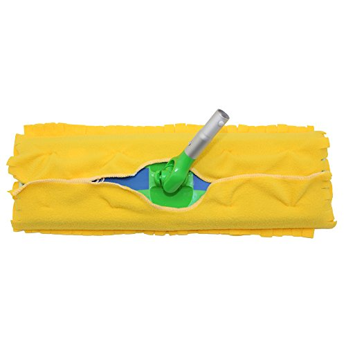 Xanitize Fleece XL Sweeper Mop Refills for Swiffer X-Large - Reusable, Dry Duster, for Hardwoods, Laminates - 5-Pack Rainbow II by Xanitize (Image #5)