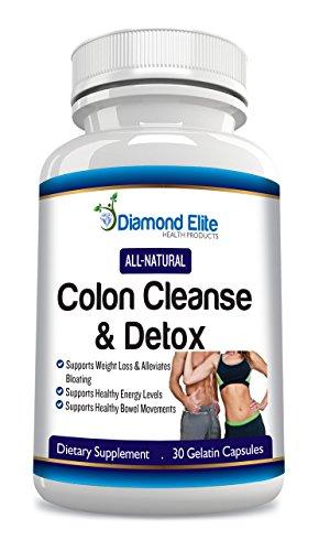 Prime Colon Cleanse & poids perte détox comprimés - formule sans danger et entièrement naturel de 15 jours - nettoyer le corps entier plus complète - idéal pour débarrasser les intestins et le Colon des toxines nocives et augmenter la perte de poids d