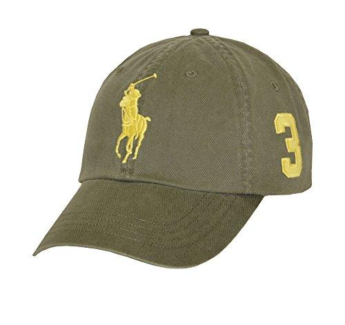Polo Ralph Lauren Men Big Pony Logo Hat Cap (One size, - Ralph Lauren Expedition