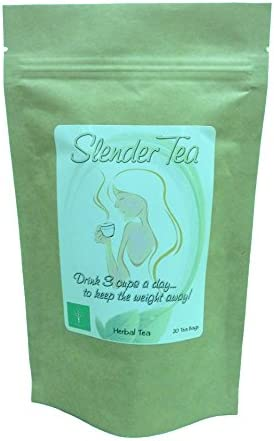 Slender Tea – Promotes Natural Weight Loss