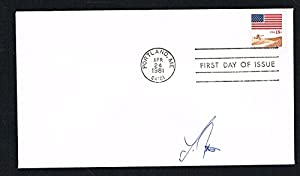 Ludek Pachman (d. 2003) signed autograph First Day Cover FDC Chess Grandmaster