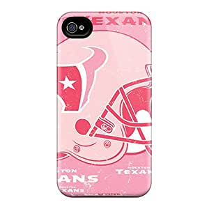 Great Hard Phone Cases For Iphone 6plus (lWe16863JyRJ) Unique Design Colorful Houston Texans Skin