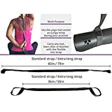 Clever Yoga Mat Strap Sling Made with The