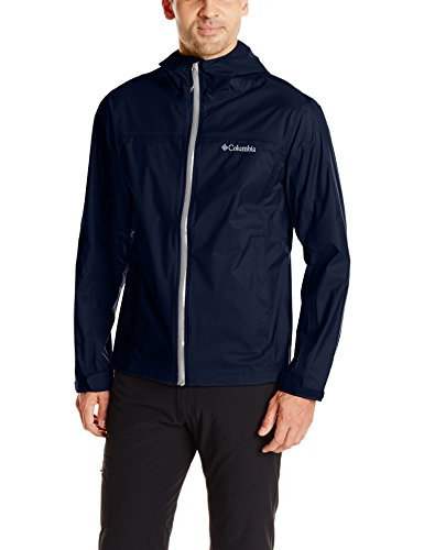 Columbia Men's evapouration jacket, Collegiate Navy, Small by Columbia