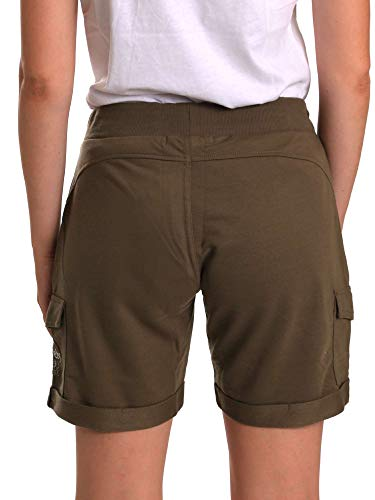 up Shorts 0001 Donna 5G75F Key Verde 7AwdOOq