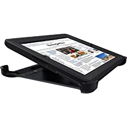 OtterBox Defender Series Case for iPad 2/3/4, Black, Frustration Free Packaging (77-23662)