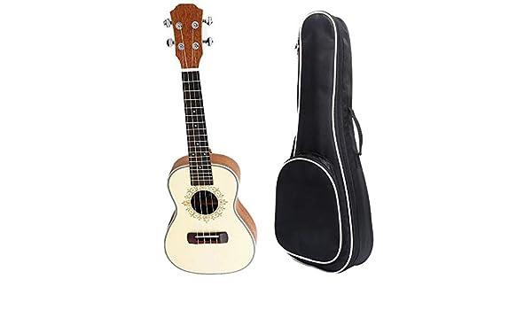 Pequeña guitarra Para niños Estudiantes Principiantes Instrumentos ...