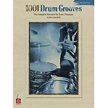 [(1001 Drum Grooves )] [Author: Steve Mansfield] [Sep-2001]
