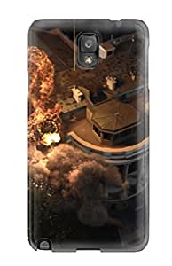 Slim Fit Tpu Protector Shock Absorbent Bumper Olympus Has Fallenfor Desktop Case For Galaxy Note 3