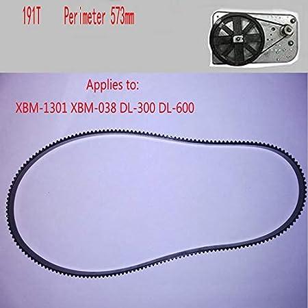 Correas para máquina de pan 191T perímetro 573 mm panificadora ...