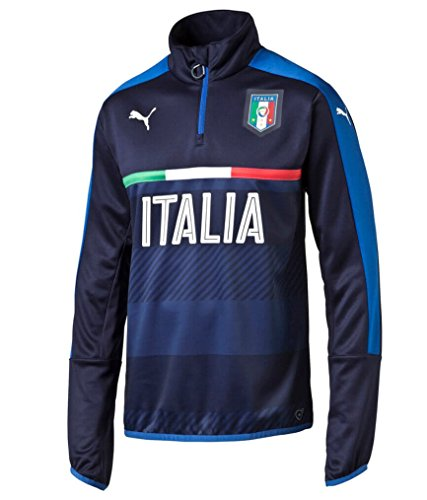 Italy 1/4 Zip Training Top 2016-17 (Italy Training Jersey)