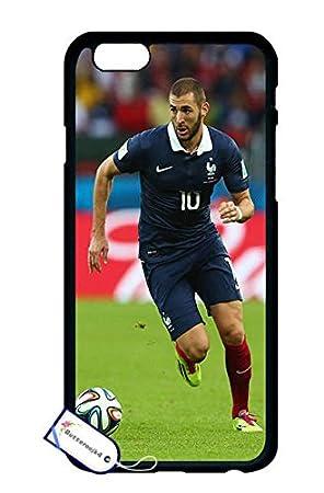 coque iphone 6 benzema