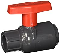 Spears 2132-007 PVC Schedule 80 Compact Ball Valves