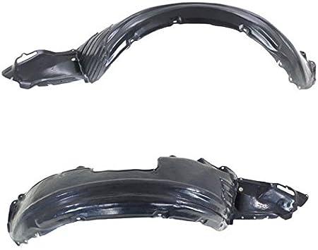Koolzap For 94-05 Blazer//Jimmy Front Splash Shield Inner Fender Liner Left /& Right SET PAIR