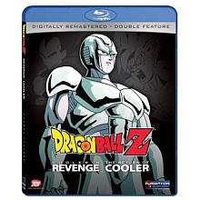 Dragon Ball Z: Movie 5 and 6 BLU-RAY Disc