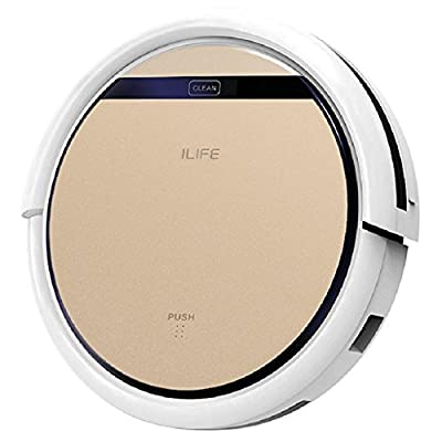 MiniInTheBox ILIFE V5s Pro Robotic Vacuum Cleaner with Water Tank Mop, Mopping Floor Scrubbing Robot