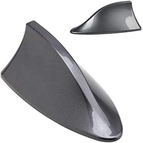 Univesal Shark Fin Antenna Signal AM//FM Radio Receiver Aerial Car Automobile