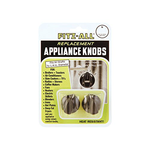 KNOB APPLIANCE 2PK #1345 by TOPS MfrPartNo 1345