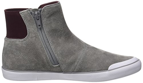 1 Lancelle 317 Gry Altas Mujer Entrenadores Chelsea Lacoste para Gris at4qcxpd