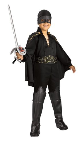 Rubie's Zorro Child's Zorro Costume