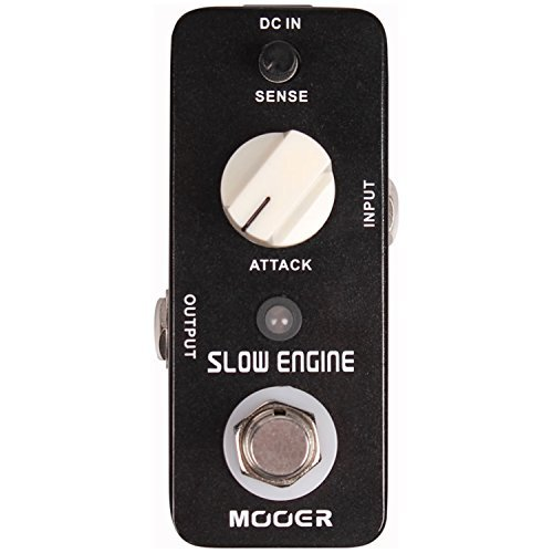 【今日の超目玉】 Mooer MSG1 Slow Engine【TEA】 Guitar Volume Engine Pedal【TEA Pedal】 [並行輸入品] B07FRZ6MBP, イチオシBABY&KIDSハローガーデン:ccbb7d05 --- a0267596.xsph.ru