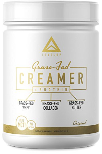 Grass-Fed Keto Creamer Plus Protein