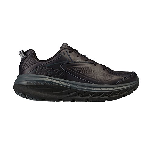 Leather Black Women's Shoe Bondi 7 3975050 Wide HOK Walking One BLK One 1019753 Hoka qOwZx6IC