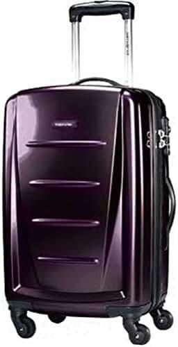 Samsonite Winfield 2 Fashion 28 Spinner (Purple, 28-inch Exp)