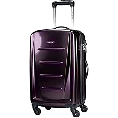 Samsonite Winfield 2 Fashion 28 Spinner (Purple, 28-inch)