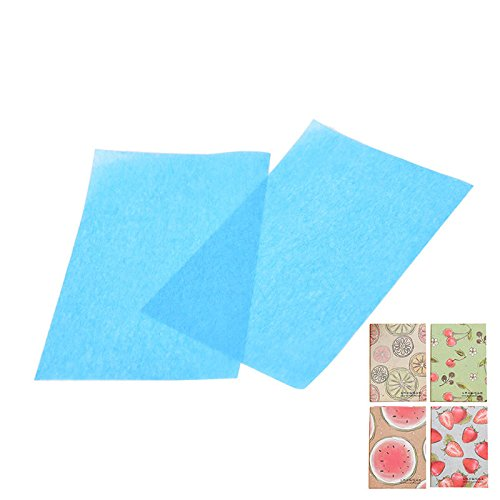 50 Sheets Make Up Oil Absorbing Blotting Facial Face Clean Paper Beauty 1, Greatmin