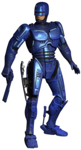 Robocop / Robocop 7 inches Action Figure classic 1989 video game appearance