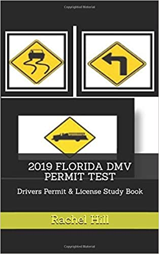 Permit Test Florida >> 2019 Florida Dmv Permit Test Drivers Permit License Study Book