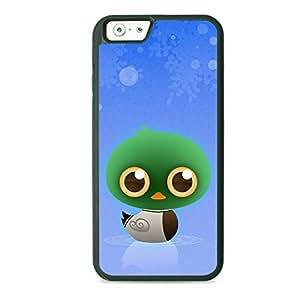 Case Fun Case Fun Mallard Duck by DevilleART TPU Rubber Back Case Cover for Apple iPhone 6 4.7 inch