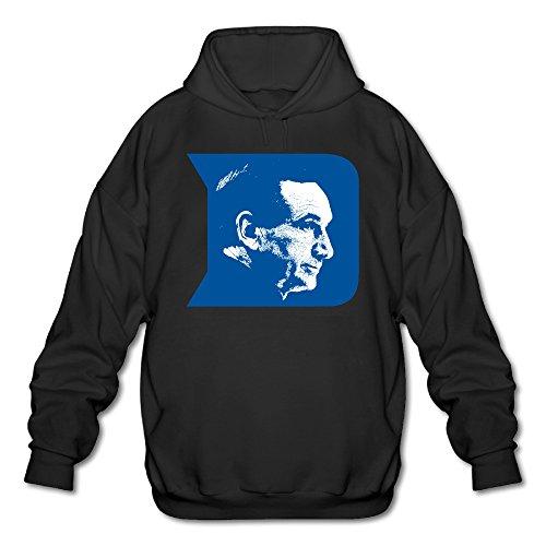 Duke Blue Devils Logo Men's Long Sleeve Coat Pullover