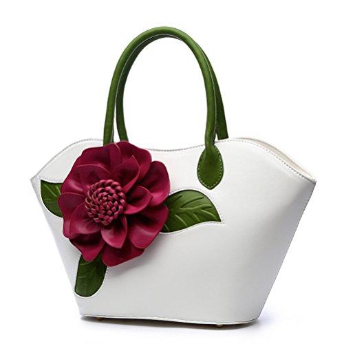 White Designer Handbags - 9