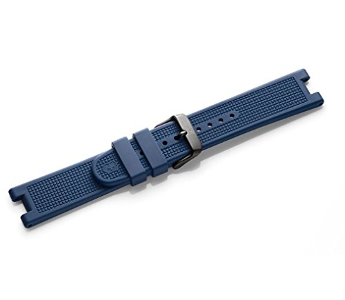Swiss Army Blue Rubber 21mm Night Vision - Vision Night Swiss Army