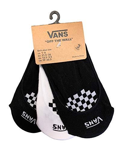 Vans Girls 3-Pack Girly Liner Socks