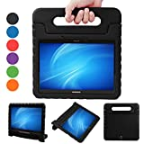 XKTTSUEERCRR Samsung Galaxy Tab S 10.5-inch Shockproof Lightweight Kids Adjustable Portable Handheld Drop Protection EVA Tablet Shell Cover Case For Samsung Galaxy Tab S 10.5'(SM-T800/SM-T805) - Black