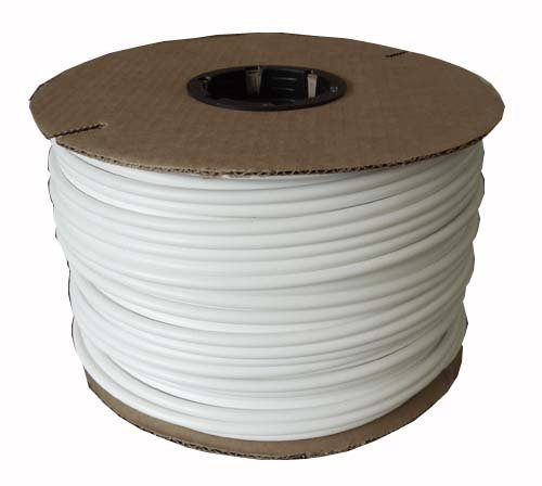 1/4'' x 500' White Drip Irrigation Tubing