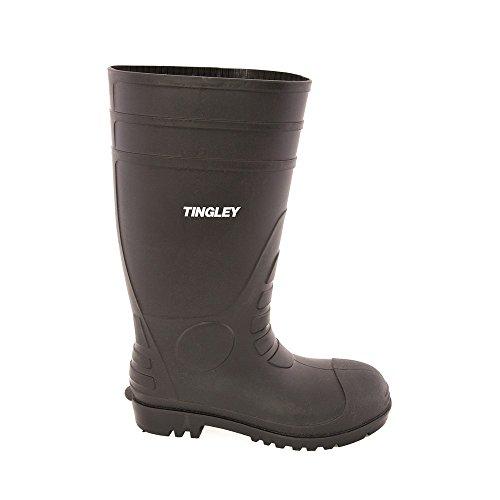 Tingley 31151Wirtschaft SZ12Kneed Stiefel für Landwirtschaft, 15Zoll, Schwarz