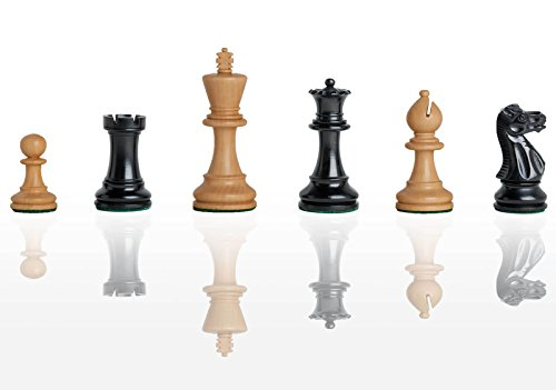 The Grandmaster Chess Set - Pieces Only - 3.25