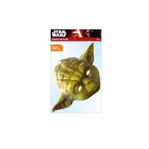Yoda Classic Card Mask ()