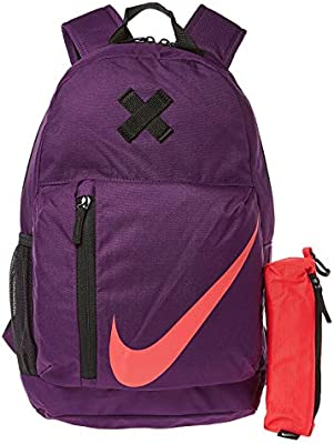 Nike Air Girls Backpack Rucksack School Bag Pink With Matching