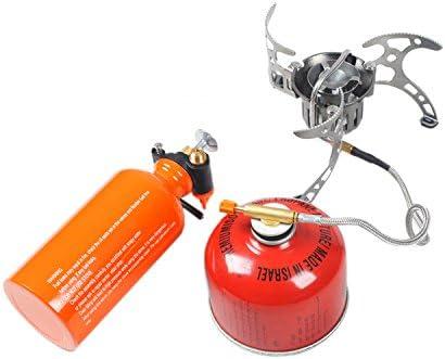 multi-usages Stove Réchaud de cuisson Réchaud de camping Poêle à pétrole Brs-8