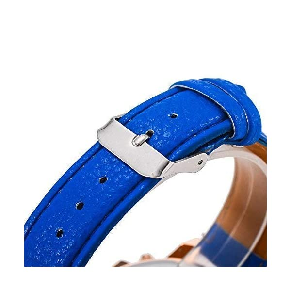 10 Assorted Unisex Teens Leather Strap Watches