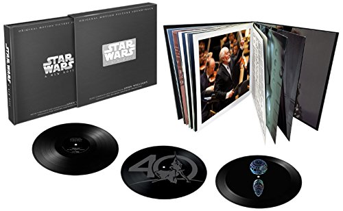 Star Wars: A New Hope [3 LP, 3D Death Star Hologram Box Set] by Walt Disney Records